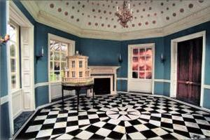A Model of The Blue Room